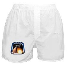 InSight Mission Logo Boxer Shorts