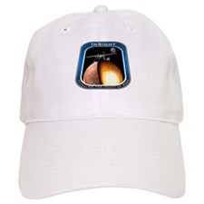 InSight Mission Logo Baseball Cap