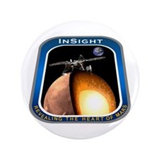 InSight Mission Logo Button