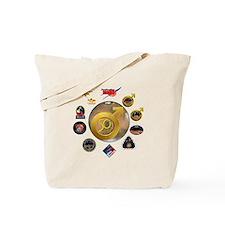 Mars @ 50! Tote Bag