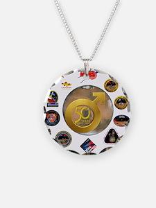 Mars @ 50! Necklace