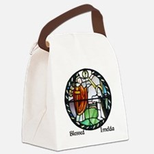 Blessed Imelda Canvas Lunch Bag