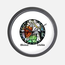 Blessed Imelda Wall Clock