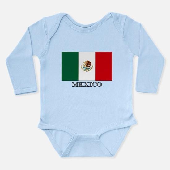 MEXICO FLAG Body Suit