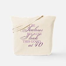 Look Good 40th Birthday  Tote Bag