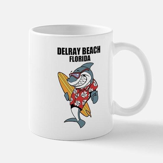 Delray Beach, Florida Mugs