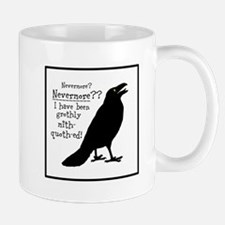 Quoth the Raven Mugs