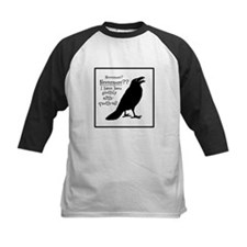 Quoth the Raven Baseball Jersey