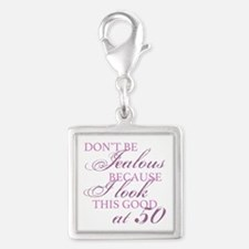 Look Good 50th Birthday Charms