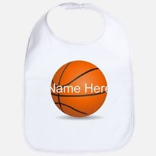Personalized Basketball Ball Bib