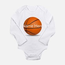 Personalized Basketball Ball Body Suit