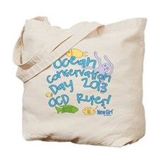 New Girl OCD Tote Bag