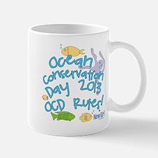 New Girl OCD Mug