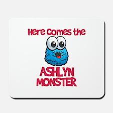 Ashlyn Monster Mousepad