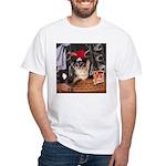 Pirate White T-Shirt