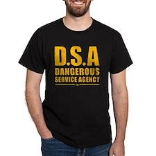 Dangerous Service Agency D1 T-Shirt