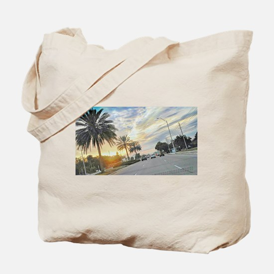 Early Sunset Tote Bag