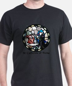 St Catherine of Siena T-Shirt