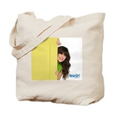 New Girl Life is Better Tote Bag
