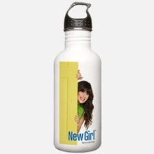 New Girl Life is Bette Sports Water Bottle