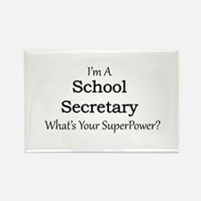 School Secretary Magnets