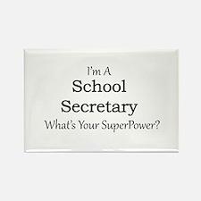 School Secretary Magnets