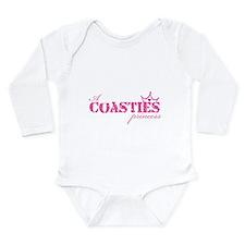 Unique Semper paratus Long Sleeve Infant Bodysuit
