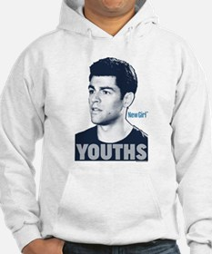 New Girl Youths Hoodie