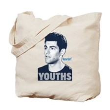 New Girl Youths Tote Bag