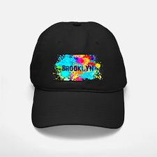 BROOKLUN NY SPLASH Baseball Hat