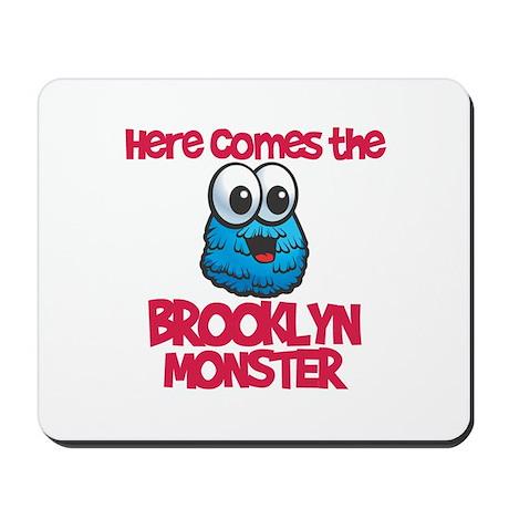Brooklyn Monster Mousepad