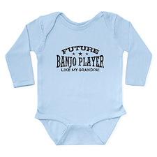 Future Banjo Player Li Onesie Romper Suit