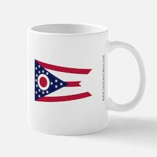 Ohio State Flag Mug
