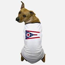 Ohio State Flag Dog T-Shirt