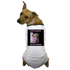 Lucky 7 Puppymill Rescue Item Dog T-Shirt