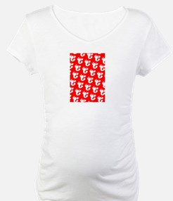 Lobster Silhouette Menagerie Pet Shirt