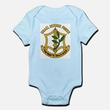Cute Support isreal Infant Bodysuit