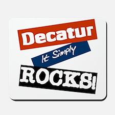 Decatur Rocks Mousepad