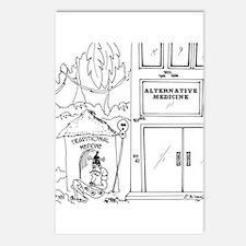 Medicine Cartoon 6576 Postcards (Package of 8)