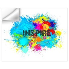 INSPIRE SPLASH Wall Decal