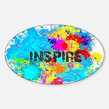 INSPIRE SPLASH Decal