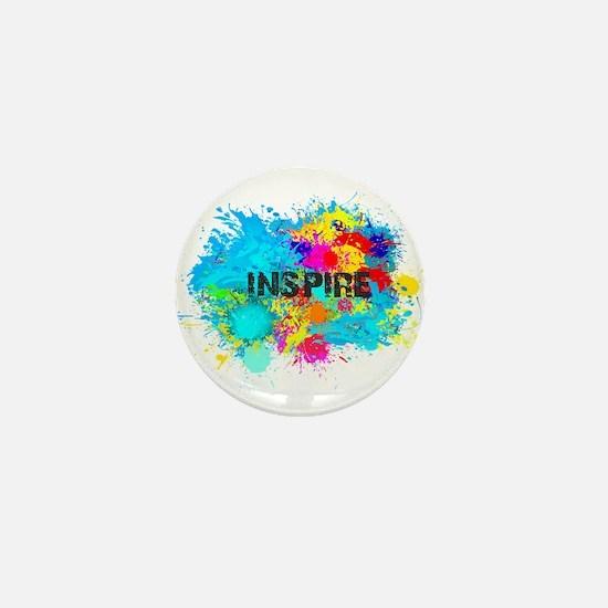 INSPIRE SPLASH Mini Button (10 pack)
