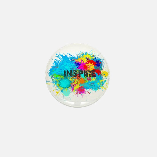 INSPIRE SPLASH Mini Button