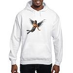Emo.Angel Hooded Sweatshirt