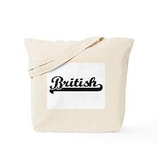 British Classic Retro Design Tote Bag