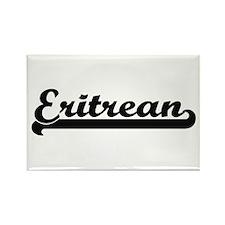 Eritrean Classic Retro Design Magnets