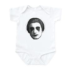 Mark Suba Face Infant Bodysuit