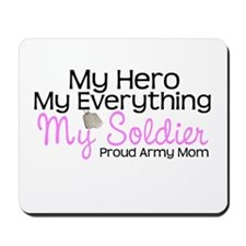 My Everything Army Mom Mousepad