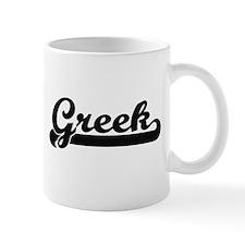 Greek Classic Retro Design Mugs