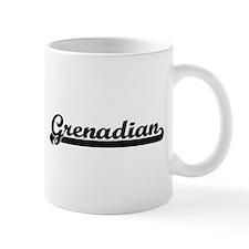 Grenadian Classic Retro Design Mugs